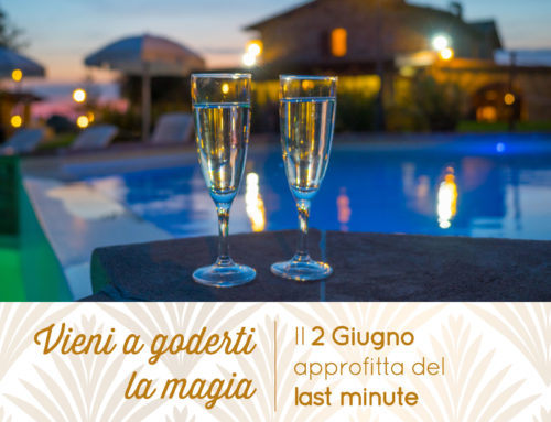Last Minute Weekend del 2 Giugno in Umbria!