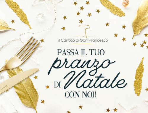 Christmas Lunch at Il Cantico di San Francesco