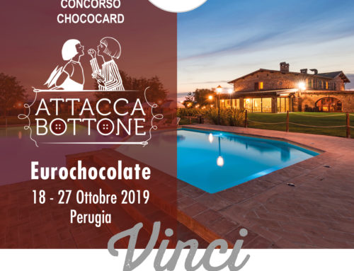 Buy the Eurochocolat ChocoCard and win a stay in our Agriturismo!